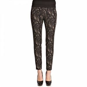 FRENCH CONNECTION Lily Floral Jacquard Skinny Pant